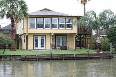 Bayou Vista Single Family Home For Sale: 311 Ling Street