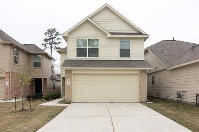 Houston Single Family Home For Sale: 15419 Bammel Oaks Court