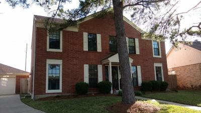 Stafford Single Family Home For Sale: 3354 S Sutton Square