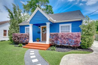 Houston Single Family Home For Sale: 1212 Nashua Street