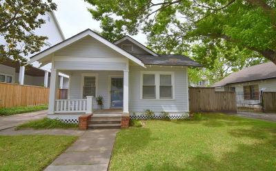 Houston TX Single Family Home For Sale: $395,000