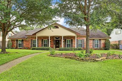 Houston Single Family Home For Sale: 13819 Taylorcrest Road