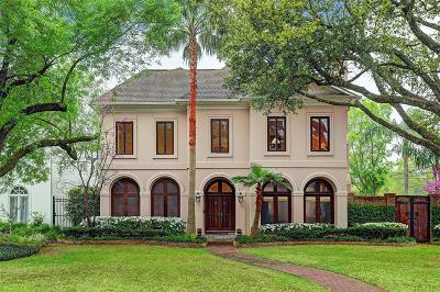 Houston Single Family Home For Sale: 5099 Cedar Creek Drive