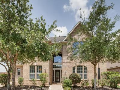 Katy Single Family Home For Sale: 26038 Summer Savory Lane