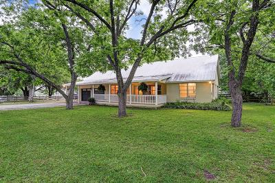 Fayette County Country Home/Acreage For Sale: 305 N Live Oak Street