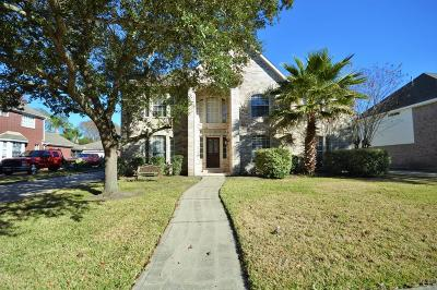 Seabrook Single Family Home For Sale: 2610 Orleans Drive