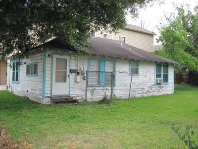 Houston Single Family Home For Sale: 832 Lawrence Street