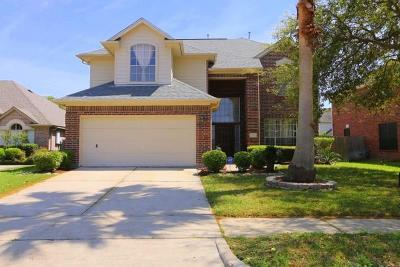 Stafford Single Family Home For Sale: 507 Leisure Drive