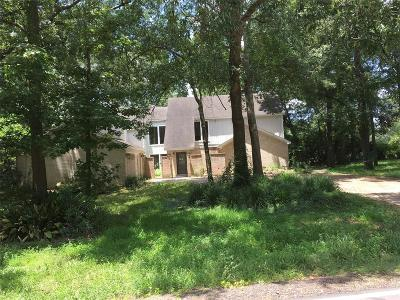 Conroe Single Family Home For Sale: 742 Stonewall Jackson Drive