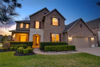 Houston Single Family Home For Sale: 15814 Bryan Creek Court