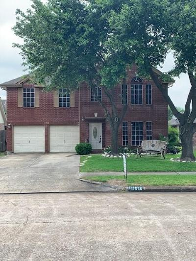 Houston Single Family Home For Sale: 11526 Meadowchase Drive