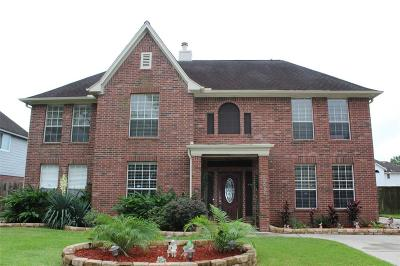 Pasadena Single Family Home For Sale: 6514 Inverness Way