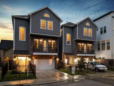 Eado Single Family Home For Sale: 2222 Stuart Street