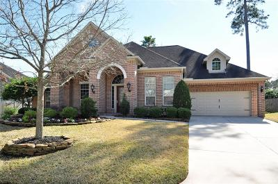 Kingwood Single Family Home For Sale: 2219 Harvest Creek Court