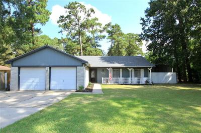 Houston Single Family Home For Sale: 307 Cherry Valley Drive