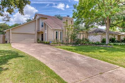 Houston Single Family Home For Sale: 13618 Pepper Knoll Drive