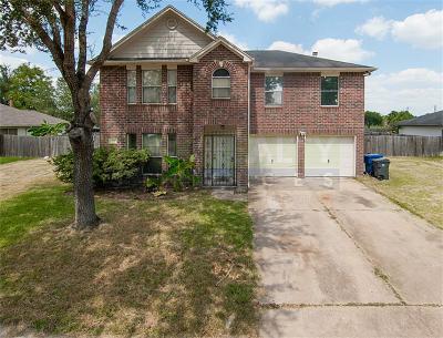 Missouri City Single Family Home For Sale: 518 Foxglove Drive