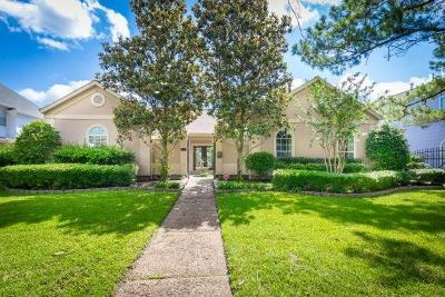 Katy Single Family Home For Sale: 3119 Canyon Links Drive
