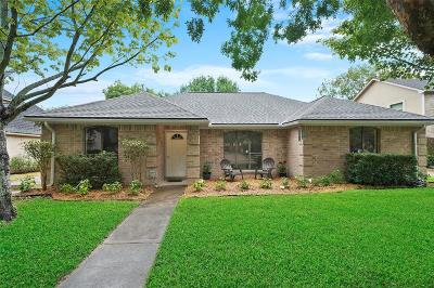 Houston Single Family Home For Sale: 1910 Marlberry Lane