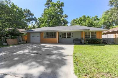 Conroe Single Family Home For Sale: 502 Everett Street