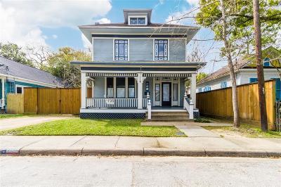 Single Family Home For Sale: 128 Payne Street