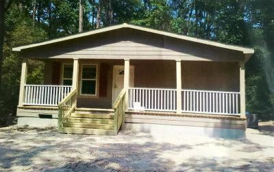 Montgomery County Single Family Home For Sale: 2547 N Walker Road