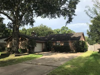 Missouri City Single Family Home For Sale: 1607 Ashmore Drive