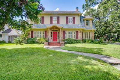 Houston Single Family Home For Sale: 1602 Missouri Street