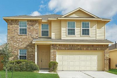 Tomball TX Single Family Home For Sale: $208,000