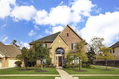 Houston Single Family Home For Sale: 16306 Cascade Caverns Lane