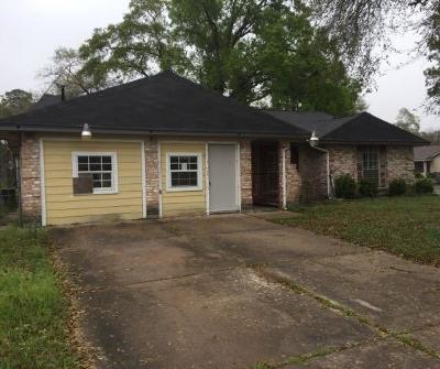Houston TX Single Family Home For Sale: $79,900