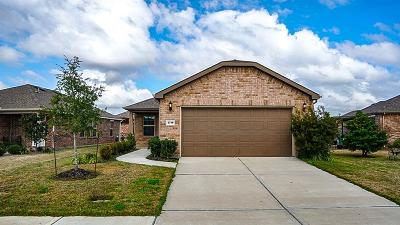 Richmond Single Family Home For Sale: 3719 Saddlebag Way