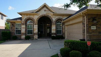 Katy Single Family Home For Sale: 27911 Hollyfare Drive
