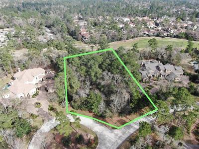 The Woodlands Residential Lots & Land For Sale: 58 N Gary Glen Circle