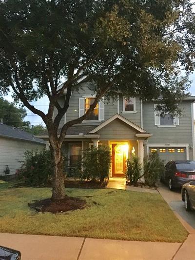 Humble Single Family Home For Sale: 20923 Gastonbury Lane