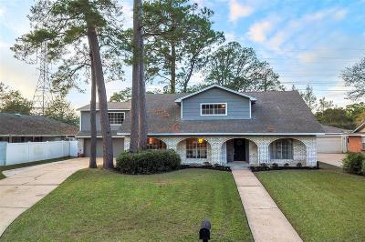 Cypress Single Family Home For Sale: 13011 Shady Knoll Lane