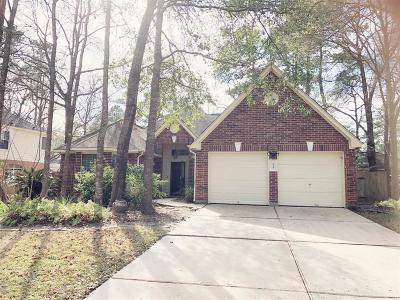 Spring, The Wodlands, Tomball, Cypress Rental For Rent: 115 N Dreamweaver Circle