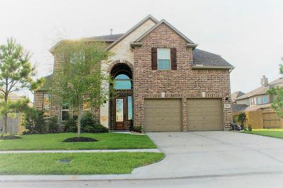 Cypress Single Family Home For Sale: 8527 Brinklow Point Drive