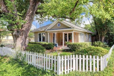 Houston Single Family Home For Sale: 601 W 10th Street