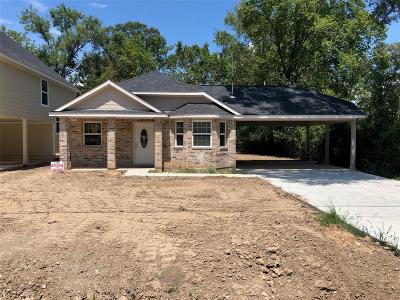 Single Family Home For Sale: 8109 Claiborne
