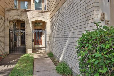Houston Single Family Home For Sale: 880 Tully Road #85