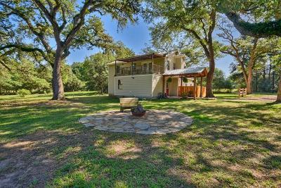 Cat Spring Farm & Ranch For Sale: 15232 Hartman Lane