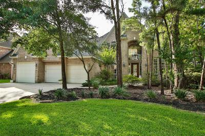 The Woodlands Single Family Home For Sale: 15 Pale Dawn Place