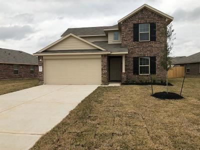 Tomball Single Family Home For Sale: 9926 Southern Bayberry Drive