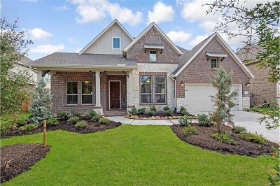 Conroe Single Family Home For Sale: 2782 Lake Shadow Drive