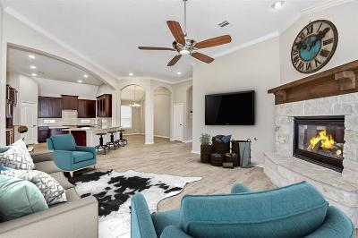 Richmond Single Family Home For Sale: 7911 Cedar Hawk Lane