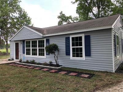 Houston Single Family Home For Sale: 2314 Mansfield Street