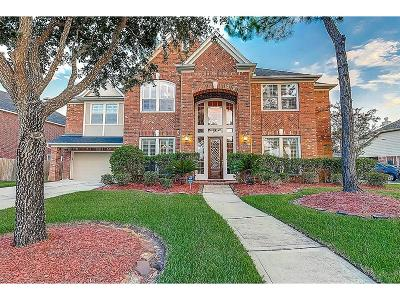 Katy Single Family Home For Sale: 26315 Cottage Springs Court