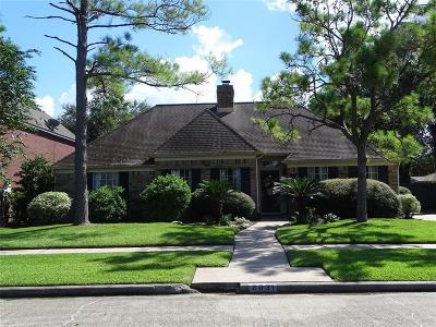 League City Single Family Home For Sale: 2031 Pebble Beach Drive
