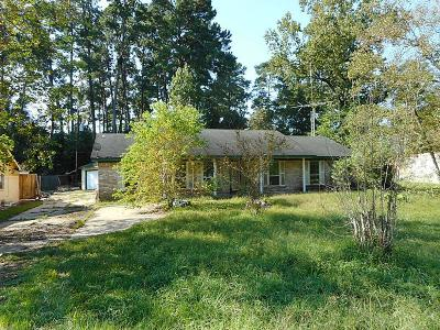 Conroe Single Family Home For Sale: 2536 River Rdg